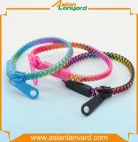 Förderndes Geschenk kundenspezifisches Reißverschluss-Armband