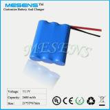 12.6V 2600mAh Rechargable Li-Ionbatterie für Samsung-Zelle