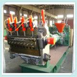Gummiextruder der kalten Zufuhr-250X16D für die Herstellung des Gummireifen-Schrittes
