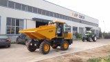 Vrachtwagen van de Kipwagen van China de Goedkope 4X4 5tons Mini