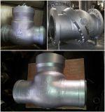 Válvula de globo de Wcb A216 150lb API con la rueda de mano