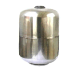 tanque de pressão do aço 24L inoxidável para a bomba de água
