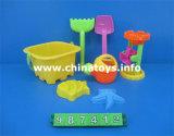 教育子供プラスチックモデルDIY浜のおもちゃ(987410)
