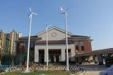 Hauptmittellinien-Wind-Turbine AufRasterfeld System des gebrauch-2kw horizontales