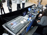 Consola DMX profesional Super DMX 512 Light Controller