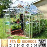 Grünes Haus-Aluminiumgarten für Verkauf