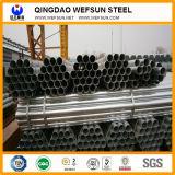 Tubo de acero Pre-Galvanizado redondo estructural del carbón