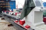 Conduttura d'acciaio che costruisce la taglierina di profilo del tubo di CNC del plasma del gas del grande diametro
