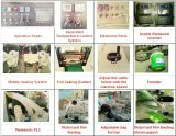 Pila de discos del bajo costo de la empaquetadora de la bolsa hecha a máquina en China