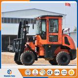 3 тонны All Terrain Forklift в ВИЛОЧНЫМ с конкурентоспособной ценой