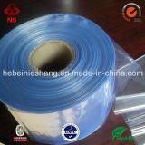 Film de rétrécissement fait sur commande de PVC d'usine