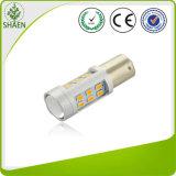 Luz ambarina del coche del automóvil LED de 3535 SMD