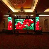 Schermo locativo del LED/visualizzazione di LED dell'interno del video (comitato di alluminio di fusione sotto pressione)