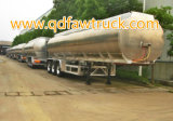 35 000L Aluminum Fuel Tank Trailer Truck
