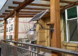 Iluminação de rua solar ao ar livre do diodo emissor de luz da alta qualidade quente
