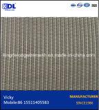 Сетка матерчатого фильтра провода нержавеющей стали свободно образцов квадратная