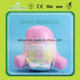 OEM 개인 상표 연약한 처분할 수 있는 아기 기저귀