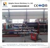 riga strumentazione dell'espulsione di produzione del tubo di drenaggio di bobina dell'HDPE di rinforzo acciaio di 200-3000mm di fabbricazione