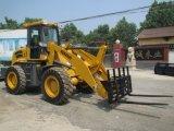 Heiße verkaufen2 Tonnen-Rad-Ladevorrichtung Zl928