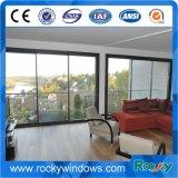 Dobro Windows de vidro da liga de alumínio e portas
