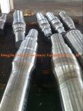 合金鋼鉄ステンレス鋼の鍛造材シャフト