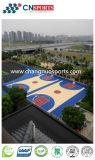 Hölzernes Beschaffenheit Basketbal Gericht Sports Bodenbelag