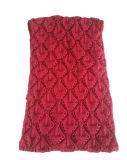 Горячий продавая шарф шеи безграничности повелительницы Knitting Петли Шарфа Женщины шарфа способа акриловый, дешевая теплая повелительница Зима Круг