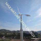 2kw painéis solares do vento Turbine+5 PCS como o sistema híbrido