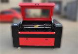 Hölzerne lederne CO2 Laser-Ausschnitt-acrylsauergravierfräsmaschine