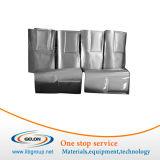 Batería de iones de litio Película laminada de aluminio para la aplicación de la batería de la bolsa