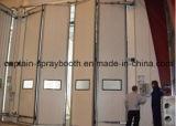 cabine de jet de bus de chauffage infrarouge de 15m longue