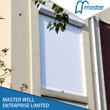 ドイツのWindow ShuttersかPolycarbonate Roll Shutter/Roller Shutter Perforated/Perforated Shutter/Perforated Aluminum Slat