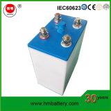 batteria al ferro-nichel Tn400 del Ni-Tecnico di assistenza della batteria di 1.2V 400ah per la casa solare