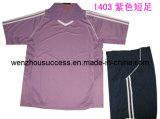 Gioco del calcio Shirt e Short Set (1403)