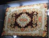 1800 * 1200mm Sala de estilo musulmán alfombra de oro piso de azulejos