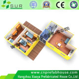 Het mobiele Modulaire Geprefabriceerde/Huis van de Container