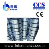 1.0mm Aluminiumfluß entkernter Schweißens-Draht Aws E71t-1