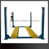 Подъем стоянкы автомобилей автомобиля столба 4 стандартной высоты имеющийся используемый для сбывания