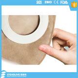 Pequeno e requintado saco de colostomia de duas peças drenável