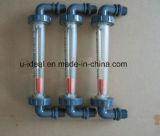 Rotamètre de l'eau/compteur de débit en plastique durables