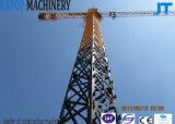De Jack disconto grande do guindaste de torre da carga Tc7032 16t acima
