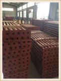 L'échafaudage réglable galvanisé ou peint de construction étaye les supports en acier