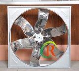 Il tipo ventilatore dell'equilibrio del peso di pressione di scarico per pollame