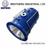 Lanterna solare di vendita calda del LED per accamparsi