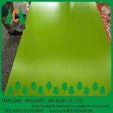 MDF van de Melamine van Lemen Groene Melamine Onder ogen gezien