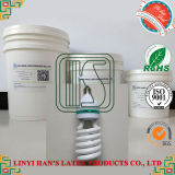 Colagem adesiva líquida branca da alta qualidade para a lâmpada