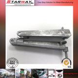 Металл Шанхай штемпелюя металл 6061t6 части алюминиевый умирает проштемпелевать части (SW-AS-002)