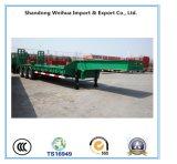 Transporte resistente da pá do ventilador de Lowbed do reboque Semi da fábrica
