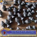 Spearheads de aço forjados