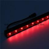 プログラム可能なビデオ軽いEfffect LEDのライトバーか堅いはさみ金